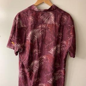 Tommy Bahama Shirts - Tommy Bahama Washington Redskins Hawaiian Shirt
